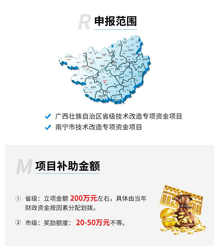 广西技术改造专项资金项目申报图2